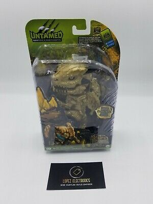 Fingerlings Untamed LIMITED EDITION Gold Rush Dragon w/ Lights WowWee Very Rare!