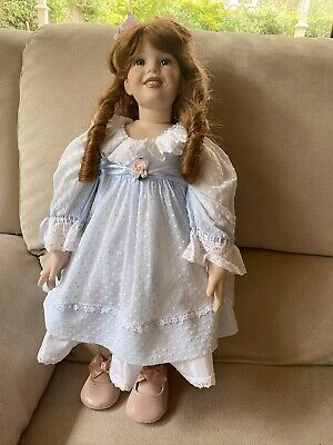 Shirley Temple Porcelain Doll