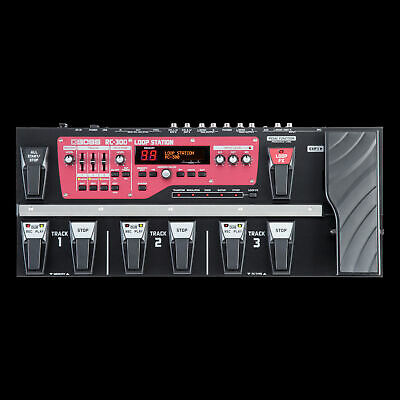 Boss RC300 RC-300 Multi Effects Guitar Loop Station