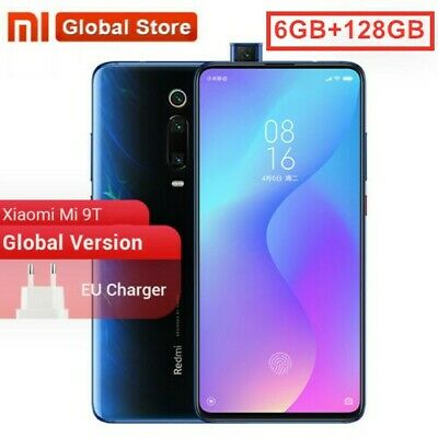 "Global Version Xiaomi Mi 9T 6.39"" 128GB Android Smartphone Snapdragon 48.0MP EU"