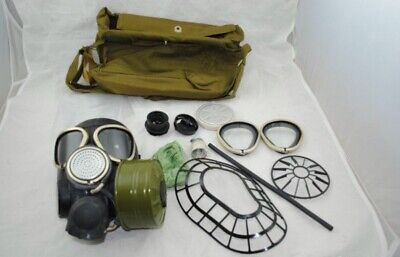 Gas mask civil defense PMK-2, filter 40mm thread, complete set, All size!