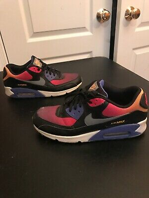 Details about Nike Air Max 90 724763 500 Pearl Sd Persion Violet Bleached Size 11.5