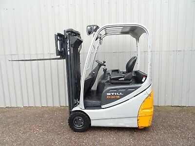 Still Rx20-16. Used Electric Forklift Truck. (#2711)