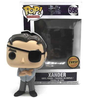 Funko Pop! Vinyl Chase Edition BNIB - Xander – Buffy the Vampire Slayer (#595)