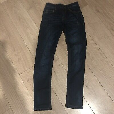 Next Jeans Super Skinny Boys Age 10