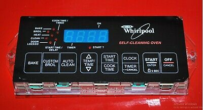 Whirlpool Oven Electronic Control Board - Part # 6610156, 8053193