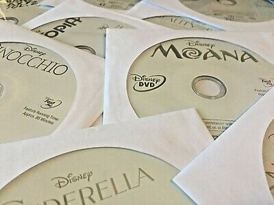 Disney and Marvel DVDs - You Pick! - DISC ONLY