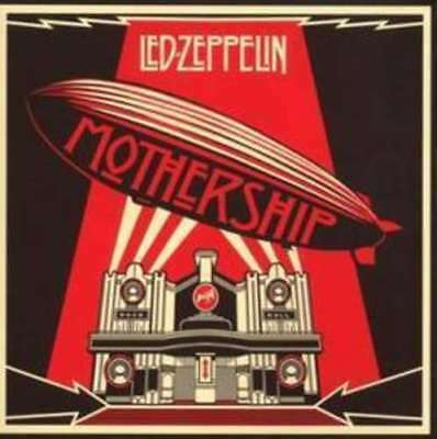 Mothership - Led Zeppelin 2 CD Set Sealed ! New !
