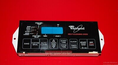 Whirlpool Oven Electronic Control Board - Part # 8273747, 6610271