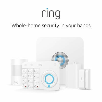 NEW Ring Alarm 5 Piece Kit – Home Security System – Works with Alexa