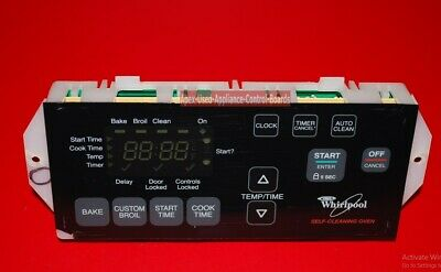 Whirlpool Oven Electronic  Control Board - Part # 6610453, 9760300