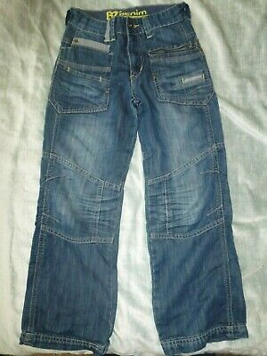 Boys blue zoo jeans age 9