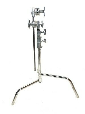 """20"""" C-Stand spring loaded Built by Paladin Productions made to current standards"""
