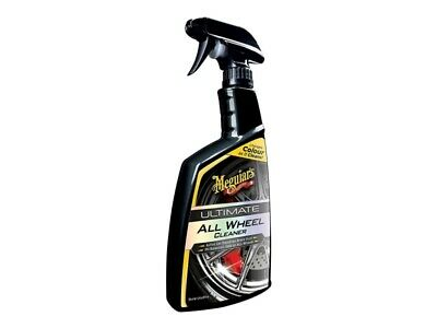 Meguiars Ultimate All Wheel Pulitore (710 ML) (G180124EU) Cerchione Ruote Gomma