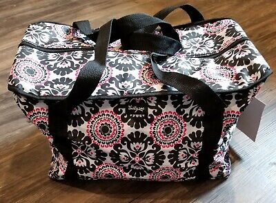 Defect Thirty one Fresh market Thermal Picnic Tote Bag Pink pop Medallion 31 new