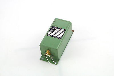 greenray Y-1128 frequency source CIRCUIT 80MHz 28vdc