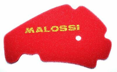 Piaggio Beverly B Malossi Luftfilter Element Rot