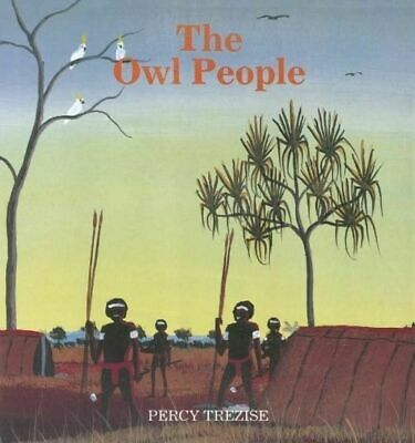 The Owl People by Percy Trezise Paperback Indigenous New