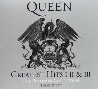 |2231303| Queen - The Platinum Collection [CD x 3] New
