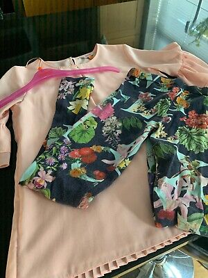 Ted Baker Girls Top And Leggings Age 10