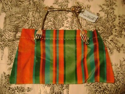 Forkgirl Bent Fork Purse 11 Inches Wide