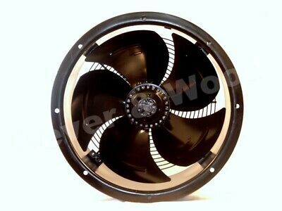 Commercial Cooker Hood Canopy Extractor Fan 250-630mm Speed Controller