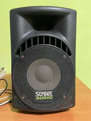 Cassa amplificata STREET AUDIO TOP 208A