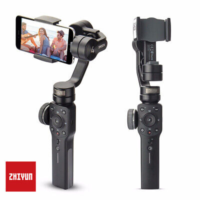 ZHIYUN Smooth 4 Handheld 3-Axis Gimbal Stabilizer For Smartphone