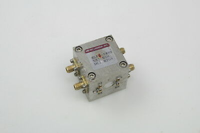 Micro Lambda Wireless Mlfd-1402 Dual-Two Yig Bandpass Filter
