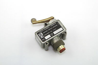 Control Switch Division Hs-5 Limit Switch Assembly Hermetic Gently