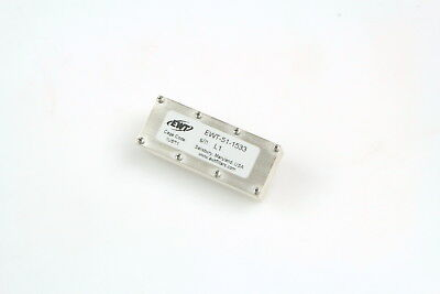 2 Ewt Bandpass Filter Ewt-51-1533