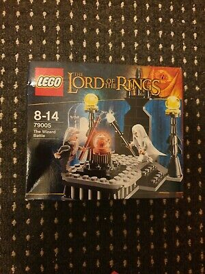 LEGO Lord Of The Rings The Wizard Battle(79005)
