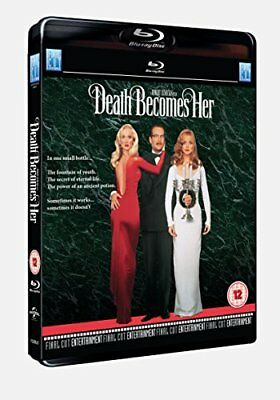 Death Becomes Her   (Blu-Ray)  Brand New