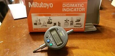 Mitutoyo Absolute Digital Indicator 543-793B    Model ID-S112TXB