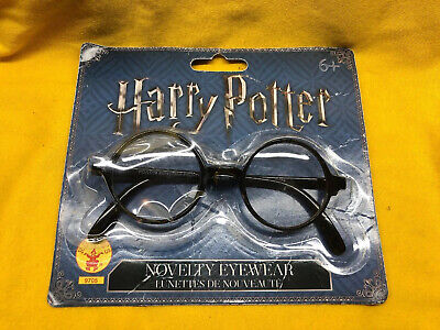 Harry Potter Halloween Accessory Kit Wand & Novelty Glasses by Rubies - NEW 5374