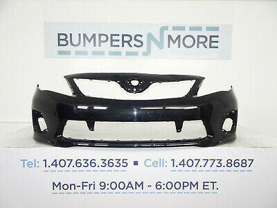 OEM TOYOTA COROLLA  BUMPER HOLE COVER 52128-02080 FITS 2003-2005 DRIVER SIDE