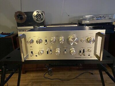 Pioneer Spec-1 pre-amp GREAT SHAPE WITH MANUAL!!!!!!