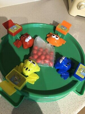 M.Y Frog Frenzy Family Board Game for Children - TY0065