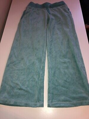 Lovely girls velour tracksuit Tracksuit Bottoms Age 10 Years
