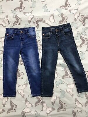 Boys Skinny Jeans Size 4-5 Years