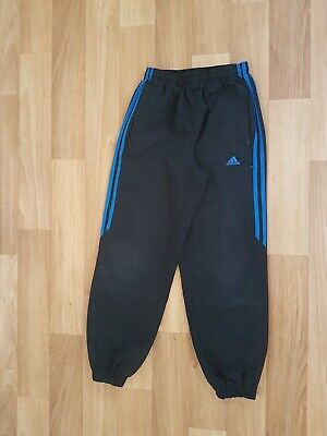 "Boys Adidas Lined Track Trousers 24"" ( Age 10 Approx. )"
