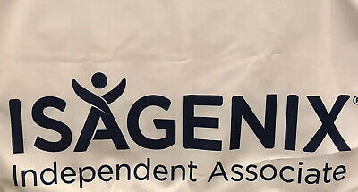 Isagenix Independent Table Runner Print On Bothe Ends. 36x72