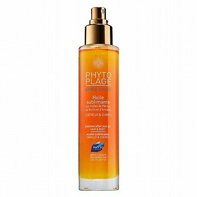 Phyto Plage - Huile Sublimante Cheveux & Corps de Phyto, 100 ml, neuf