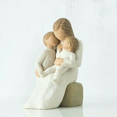 Willow Tree Relationship Family Ornaments - Quietly