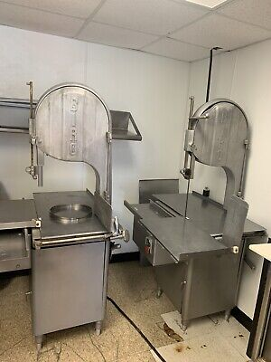 BIRO 3334 Food Processing Commercial  Meat Band Saw - 3 PH