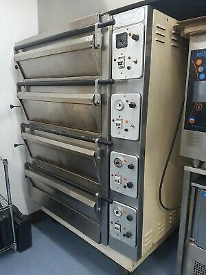 Tom Chandley Compacta Electric 4 Deck High Crown Oven