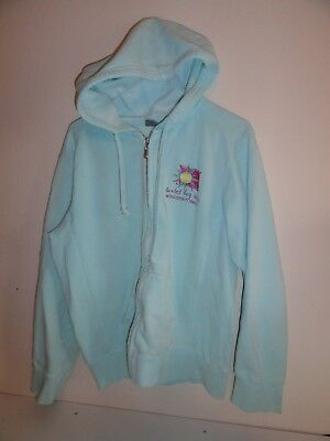 Under Armour Women/'s Double Threat Fleece Hoody Wisconsin Size Small