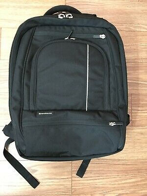 Brenthaven Laptop Backpack TSA Friendly Fits 17 inch Excellent Condition