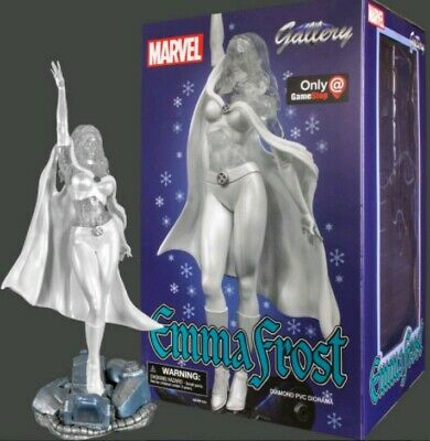 Marvel Gallery Emma Frost Statue Brand New exclusive NIB