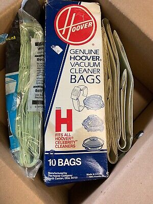 New 15 Pack Hoover Type H Vacuum Cleaner Bags For Hoover Celebrity
